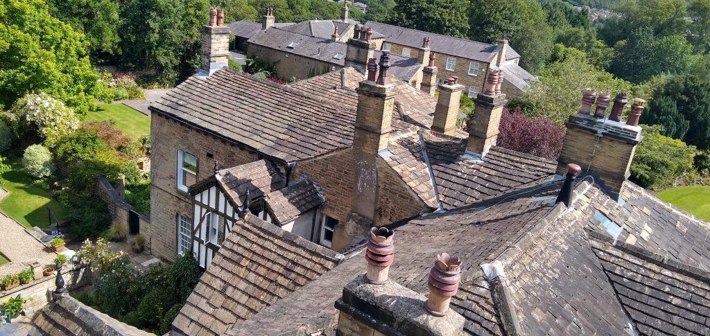 visual roof check